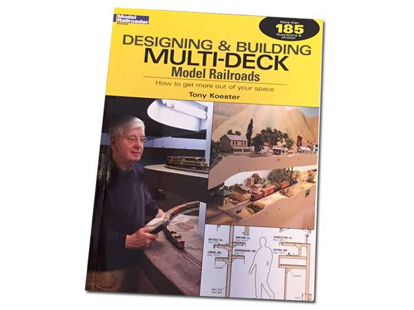 Bilde av Designing & Building Multi-deck Model Railroads