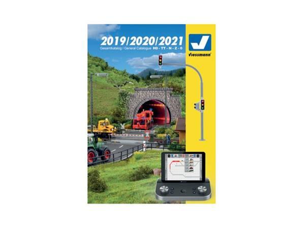 Bilde av Viessmann katalog 2019/2020/2021