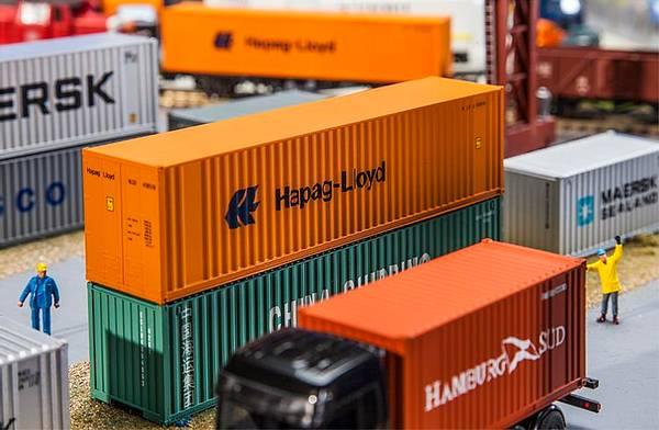 Bilde av Faller - Container, 40' Hapag Lloyd