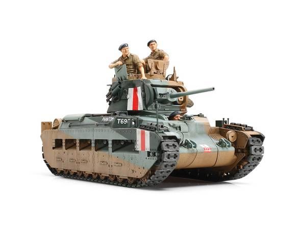 Bilde av Tamiya - 1/35 British infantry Matilda MKIII/IV