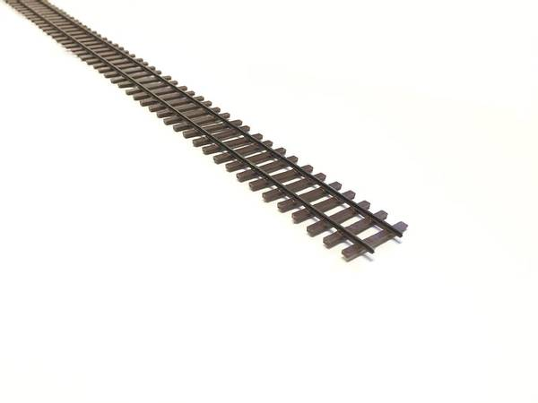 Bilde av Micro Engineering - H0n3 code 55 flex, weathered (6 stk)