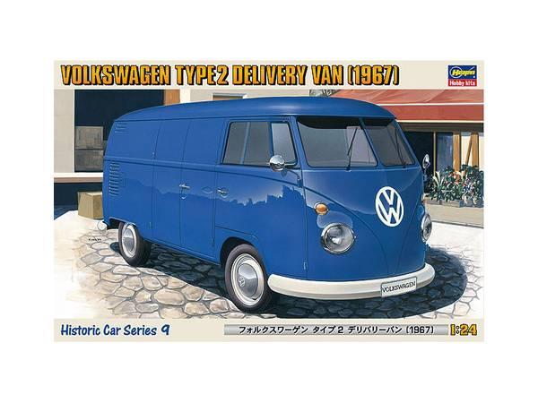 Bilde av Hasegawa - 1/24 Volkswagen type 2, 1967