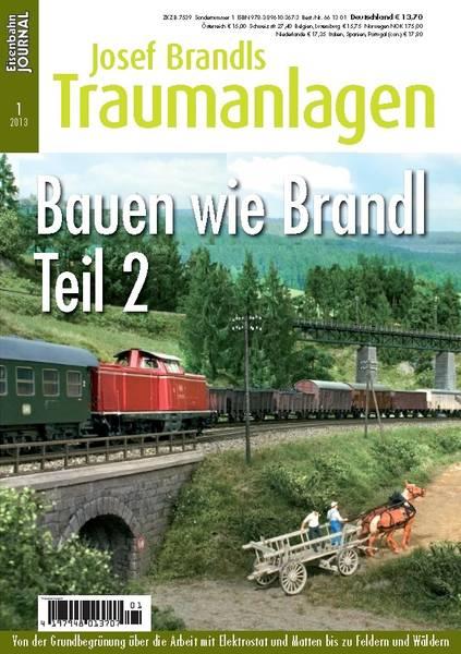 Bilde av Josef Brandls Traumanlagen - Bauen wie Brandl, del 2