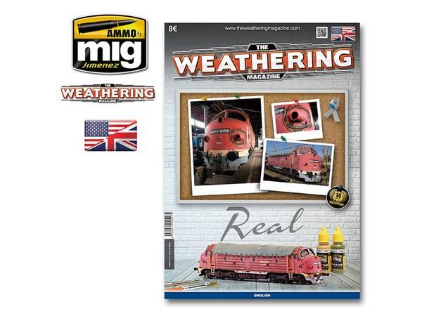 Bilde av MIG - The Weathering Magazine, Real