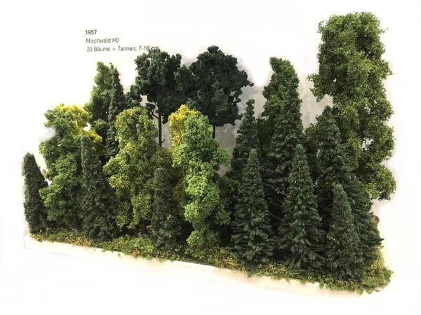 Bilde av Heki - Trær, blandingsskog