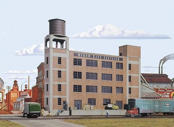 Bilde av Walthers - River City Textiles, fasadebygning