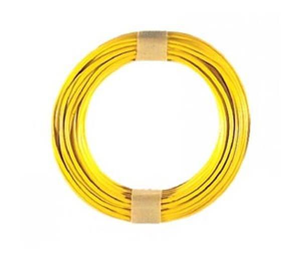 Bilde av Märklin - Ledning, gul 10m