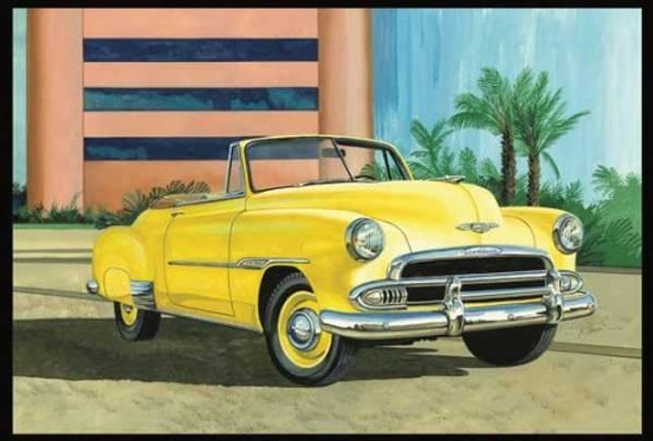 Bilde av AMT – 1/25 Chevrolet Convertible