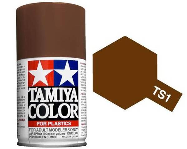 Bilde av Tamiya TS-1 Red Brown