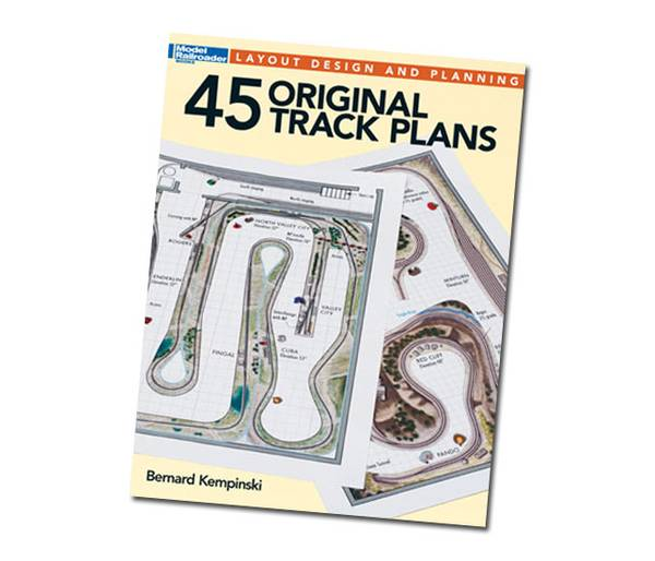 Bilde av 45 Original Track Plans