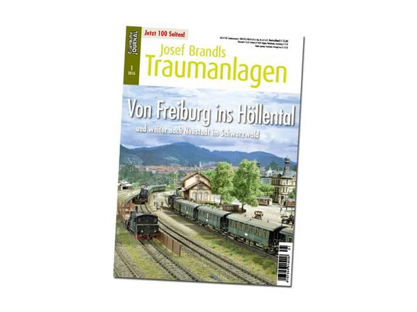 Bilde av Josef Brandls Traumanlagen, Von Freiburg ins Höllenthal