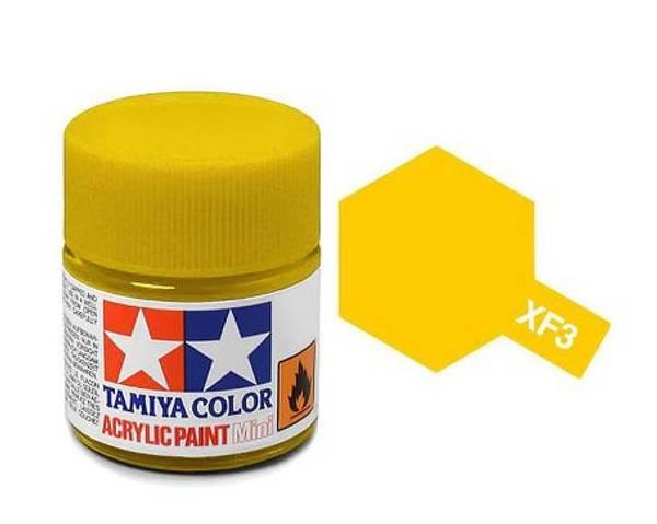 Bilde av Tamiya XF-3 Flat Yellow