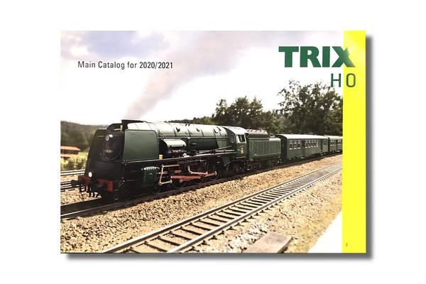 Bilde av TRIX - Hovedkatalog 2020/2021