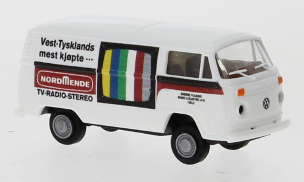 Brekina - VW Transporter T2 norsk bil