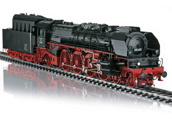 Bilde av Märklin Spor1 - Class 08 Steam Locomotive