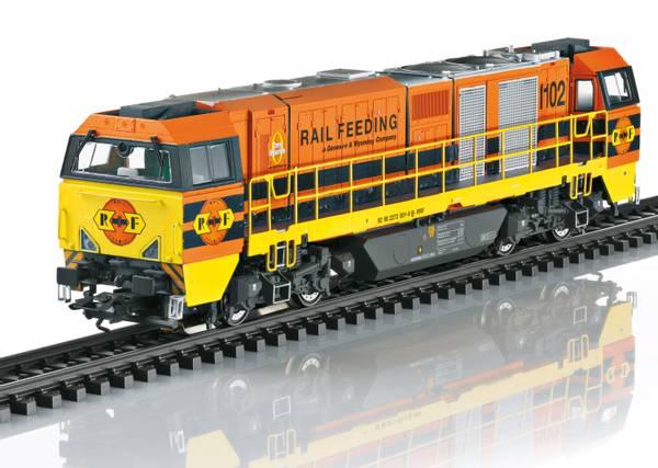 Bilde av Märklin - Class G 2000 BB Vossloh Diesel Locomotive