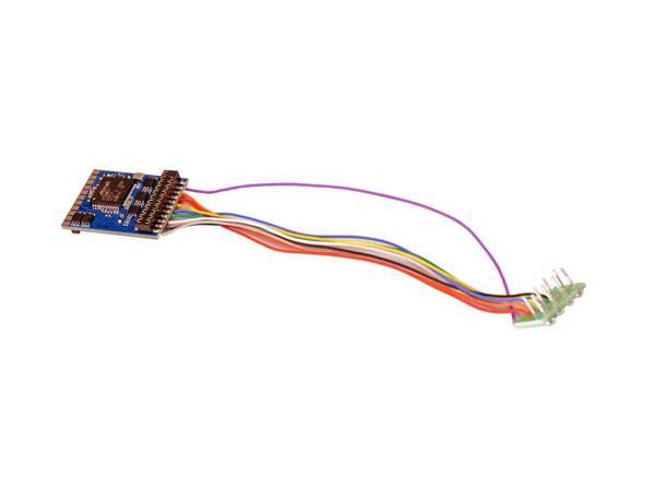 Bilde av ESU Lokpilot 5.0, 8-pins plugg