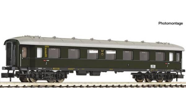 Bilde av Fleischmann N-skala - DRG personvogn 1./2.klasse