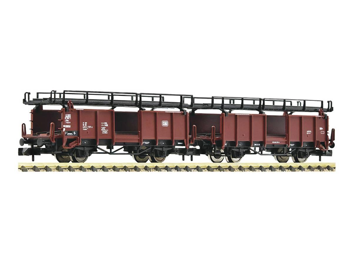 Fleischmann N-skala - DB biltransportvogner, 2 stk