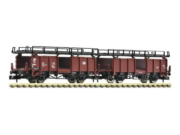 Bilde av Fleischmann N-skala - DB biltransportvogner, 2 stk