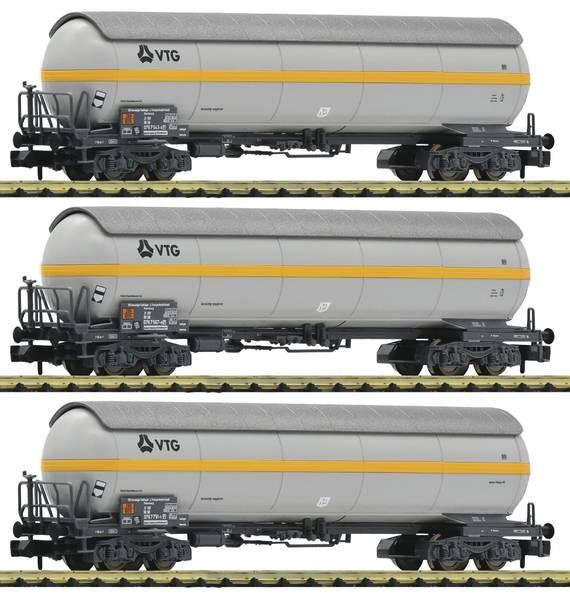 Bilde av Fleischmann N-skala - VTG Tankvognsett
