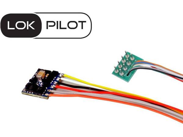 Bilde av ESU Lokpilot v5.0 micro, 8-pins plugg