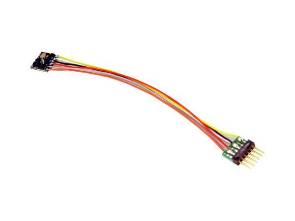 Bilde av ESU Lokpilot v5.0 micro, 6-pins plugg