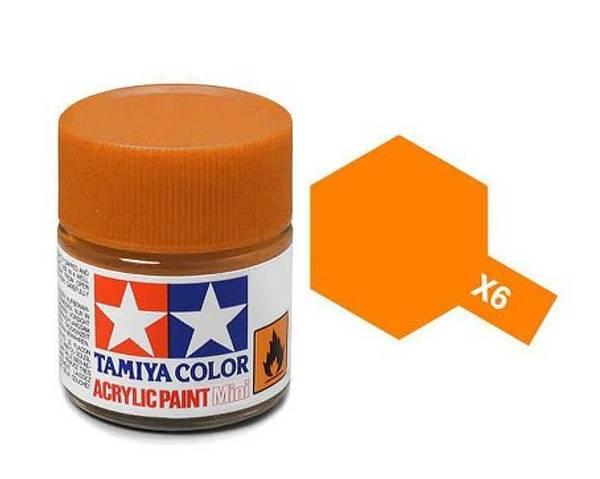 Bilde av Tamiya X-6 Orange
