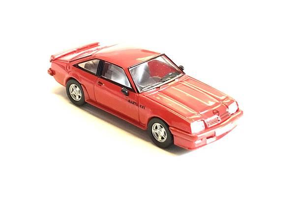 Bilde av PCX87 - Opel Manta GSI, rød
