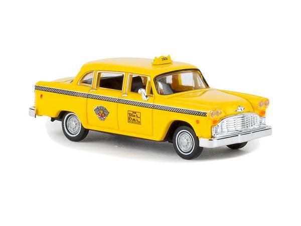 Bilde av Brekina - Checker Cab, New York