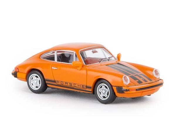 Bilde av Brekina - Porsche 911, oransje