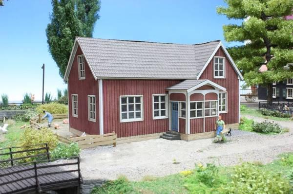 Bilde av Joswood - Skolebygning