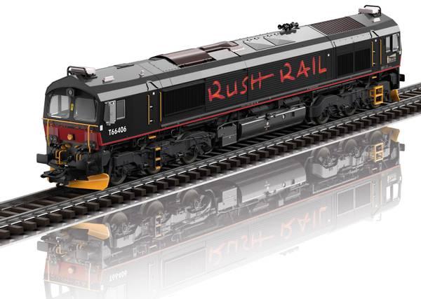 Bilde av Trix - Rush Rail CD66, digital m.lyd