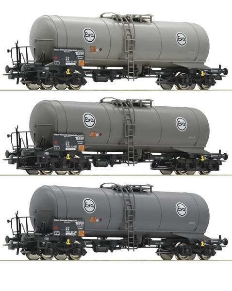 Bilde av Roco - EVA tankvognsett, 3 stk