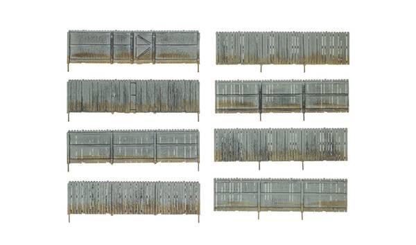 Bilde av Woodland Scenics - Plankegjerde, stående