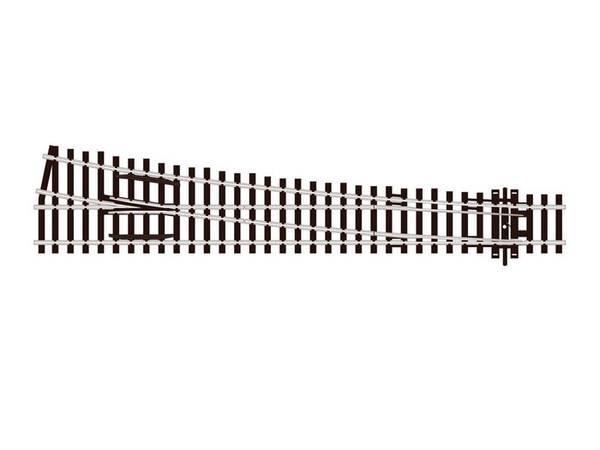 Bilde av Peco - Code 100, sporveksel stor, høyre, Insulfrog