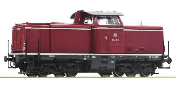 Bilde av Roco - DB BR211 diesellok, Digitalt m lyd