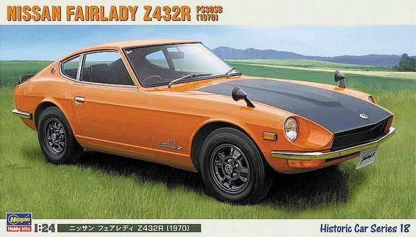 Bilde av Hasegawa - 1/24 Nissan Fairlady C432R