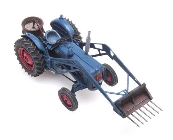 Bilde av Artitec - Fordson traktor med frontlaster