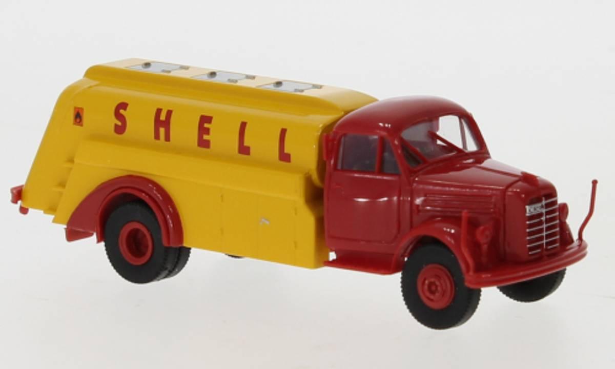 Brekina - Borgward B4500 tankbil