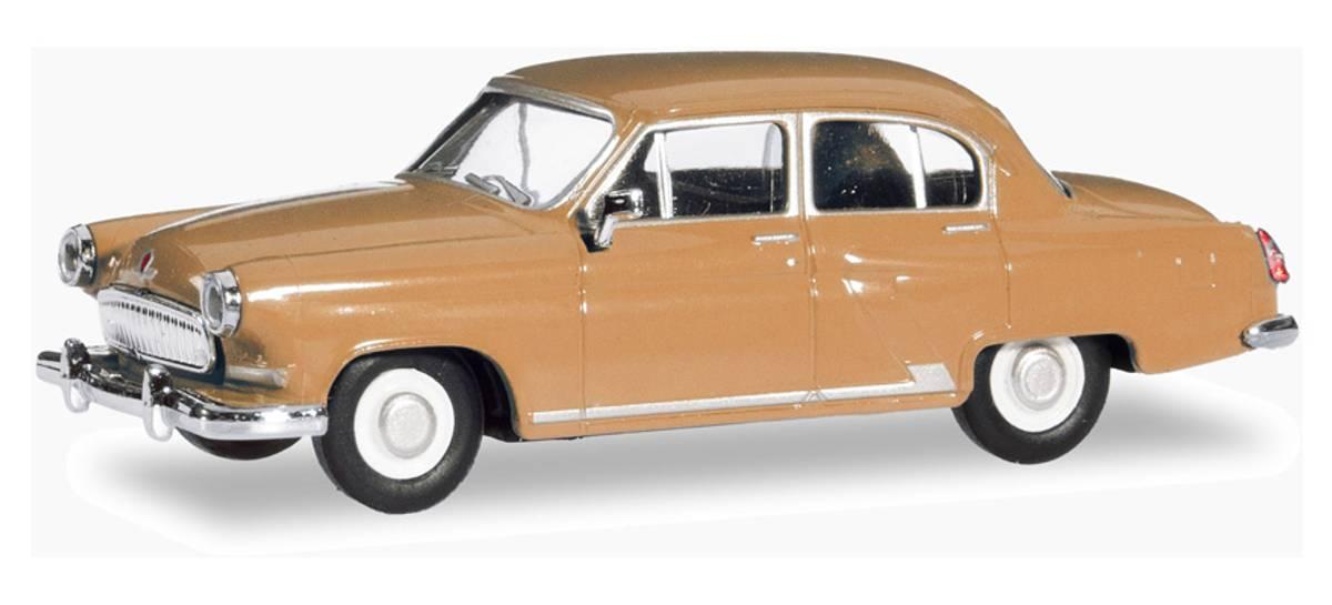Wolga M21, brun