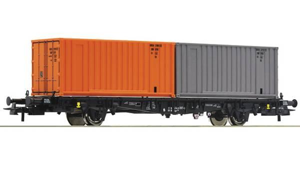 Bilde av Roco - DB containervogn