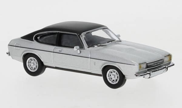 Bilde av PCX87 - Ford Capri MKII, sølv/sort