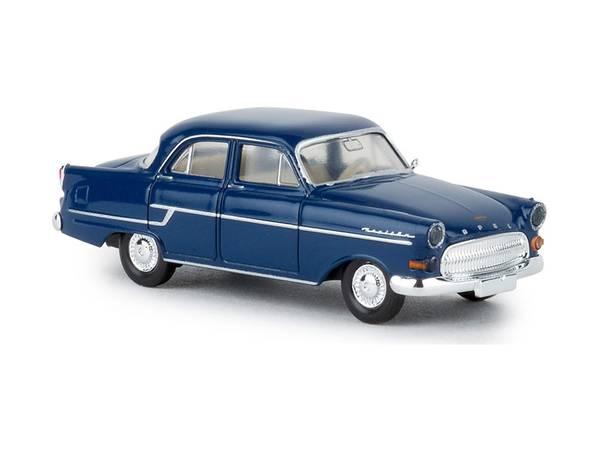 Bilde av Brekina - Opel Kaptein, blå