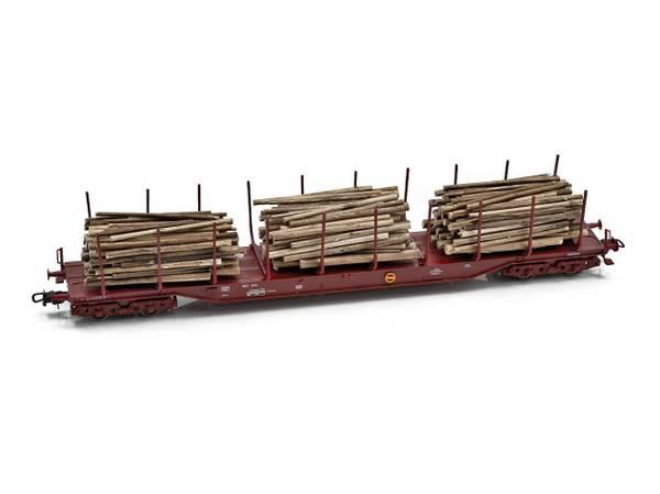 Bilde av NMJ Topline TÅGAB Rps med tømmer, 33 74 393 3 120-4