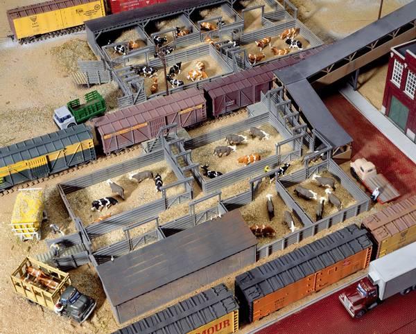 Bilde av Walthers - Stock Yards