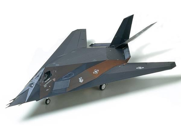 Bilde av Tamiya - 1/48 Lockheed F-117A Nighthawk