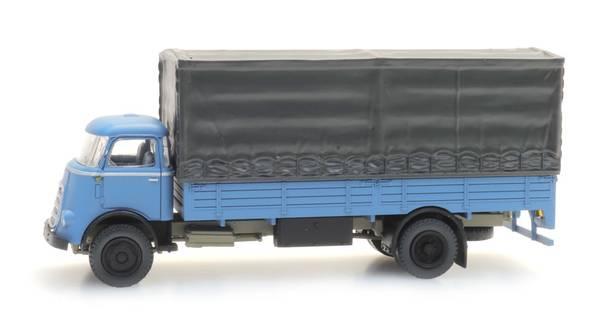 Bilde av Artitec - DAF lastebil, blå