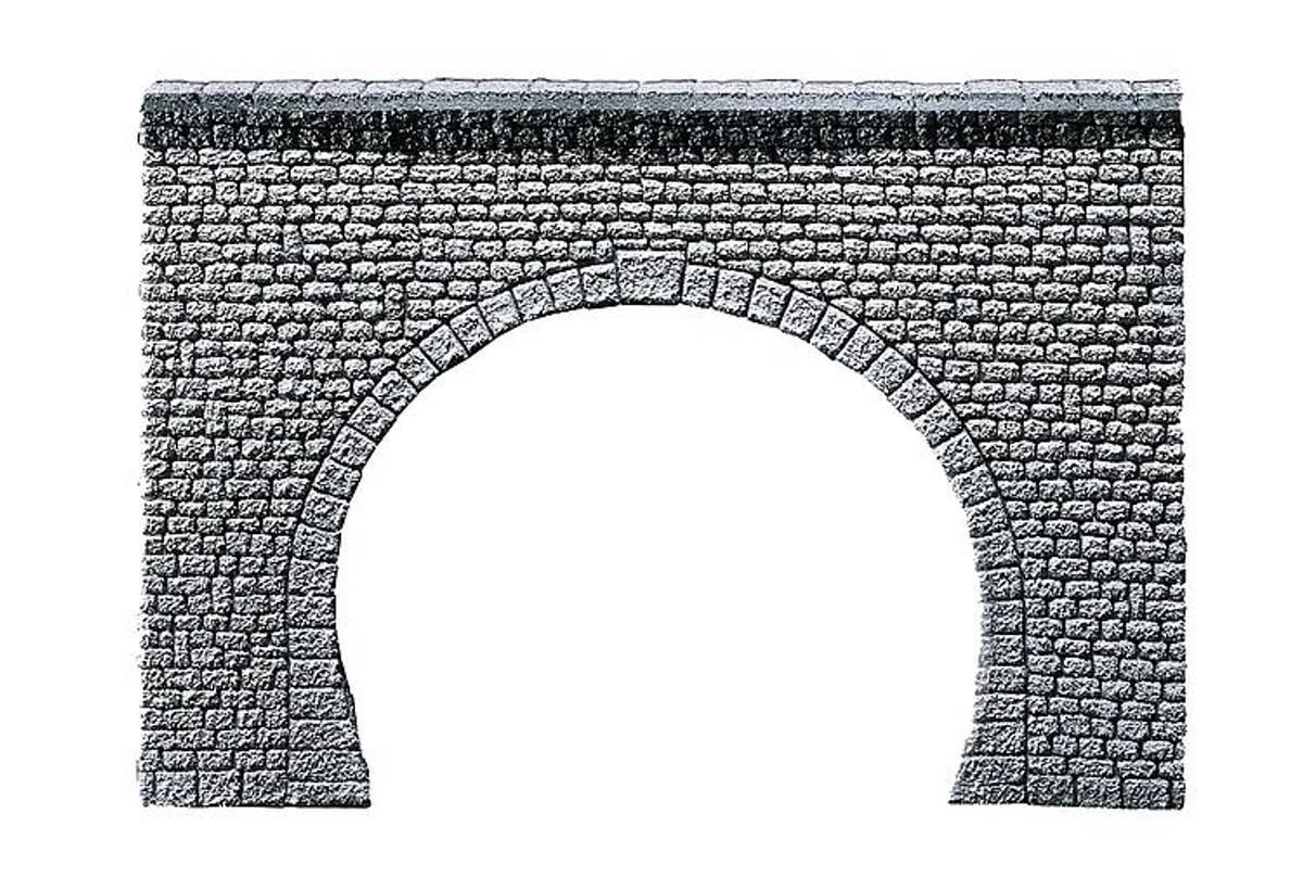 Faller N-skala - Tunnelportal, dobbeltspor