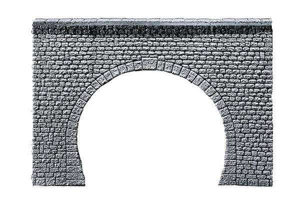Bilde av Faller N-skala - Tunnelportal, dobbeltspor